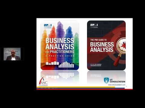 Business Analysis Exam Tips video in Arabic