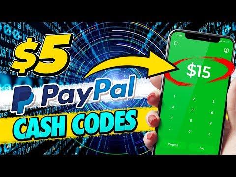 🔥 Earn $5 Free Paypal Money Cash Codes (Make Money Online 2020!)