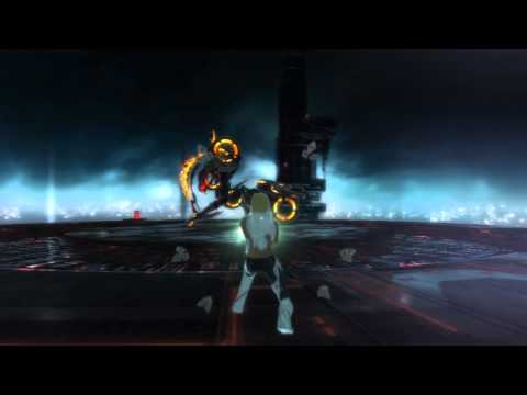 El Shaddai - Boss: Battorile [HD]