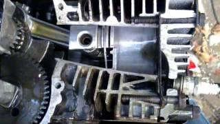 moteur de tondeuse