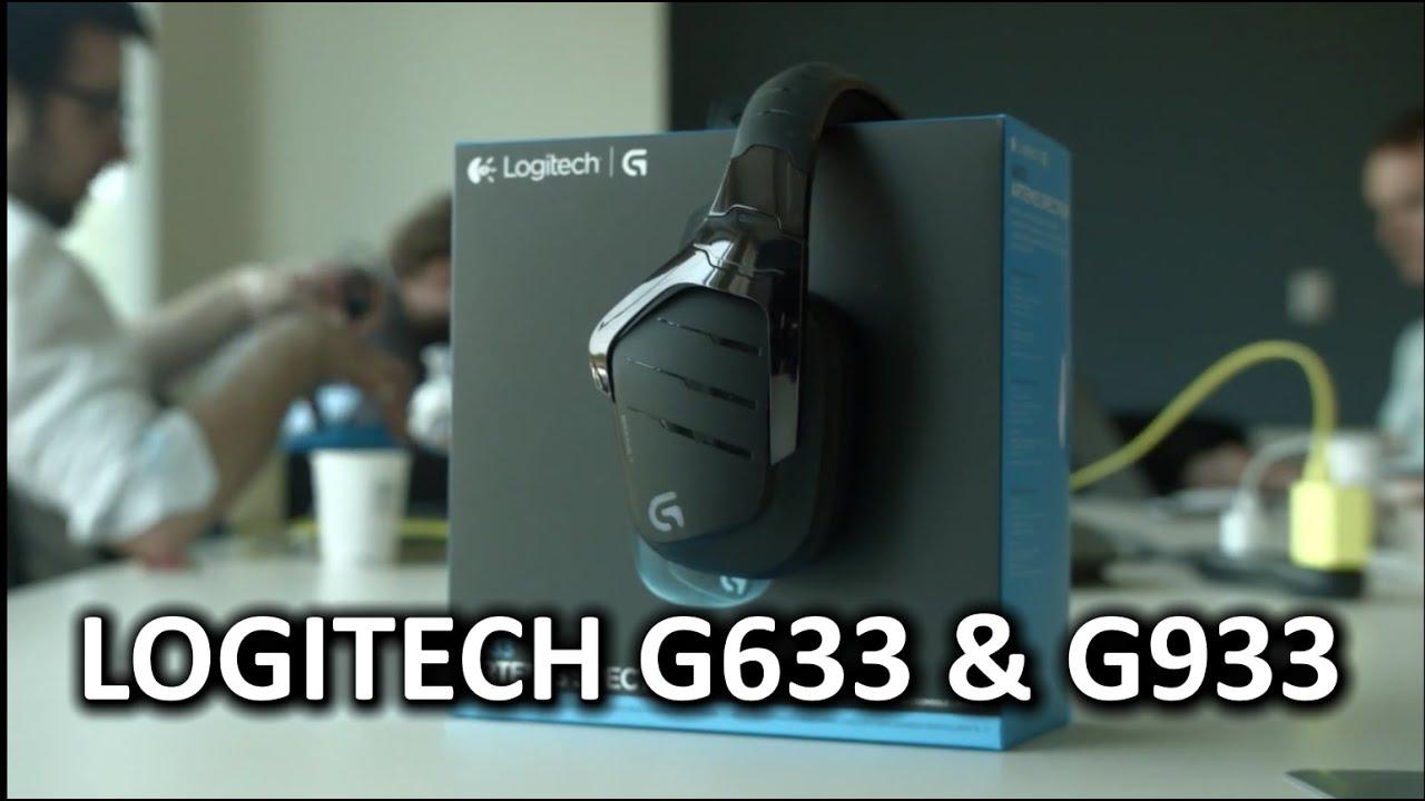 Logitech G933 Charging Indicator