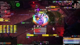 Tyrant Velhari MYTHIC - Kingsfall (Shadow Priest/Warlock POV)