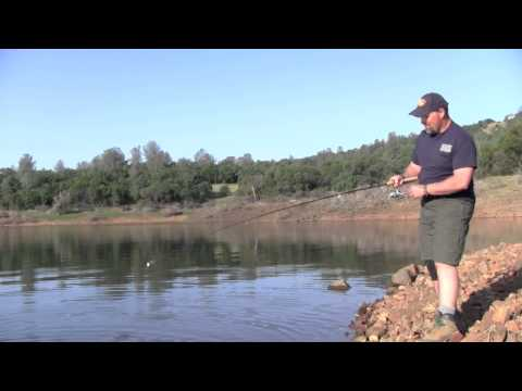Zeke 39 s sierra gold floating bait for trout youtube for Zeke s fish