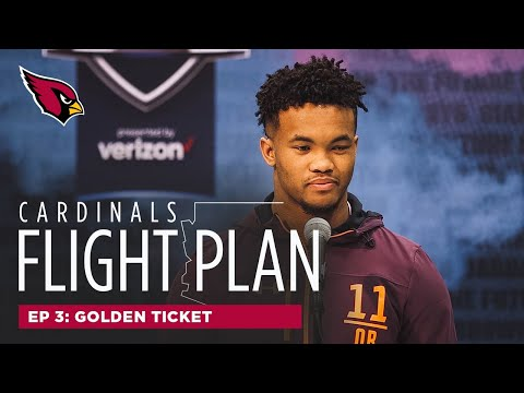 Cardinals Flight Plan Episode 3: Golden Ticket