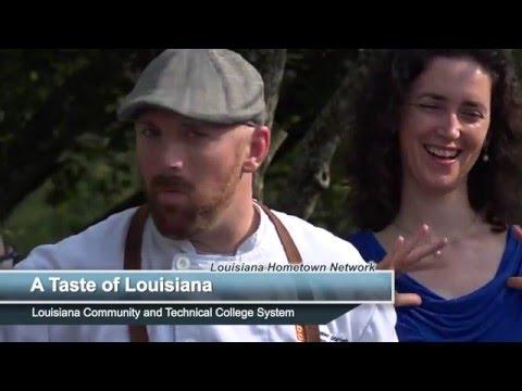A Taste of Louisiana / Louisiana Workforce Experience