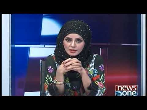 Live With Nadia Mirza | 18-May-2018 | News One