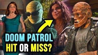 Is Doom Patrol Worth YOUR Time? - Doom Patrol Episode 1 REVIEW!