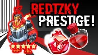 Redtzky Prestige Form! Worth It? | Angry Birds Evolution