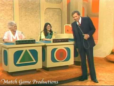 Match Game 76 (Episode 828) (Joyce Bulifant Wets Herself)