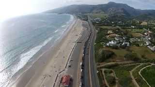 Zuma Beach (extended version for Christina Galla). Malibu, CA. DJI Phantom 2V+3.0. Cruel Summer