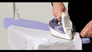 How To Iron A  Shirt For Men And For Beginners Properly