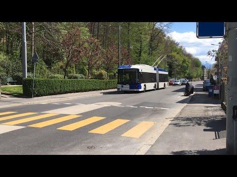 Lausanne public transport