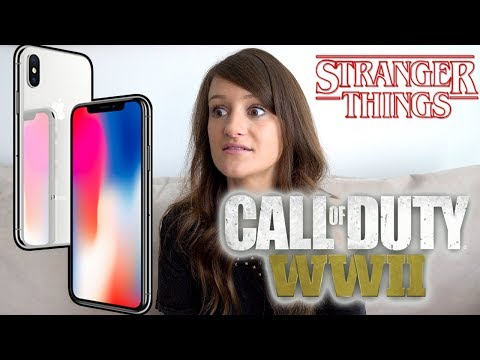Download Youtube: iPhone X, Call of Duty, and Stranger Things! 👀