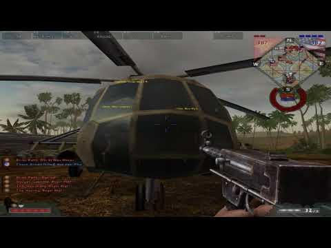 """Battlefield Vietnam #1""""Operation Game Warden"""" Red Team"""