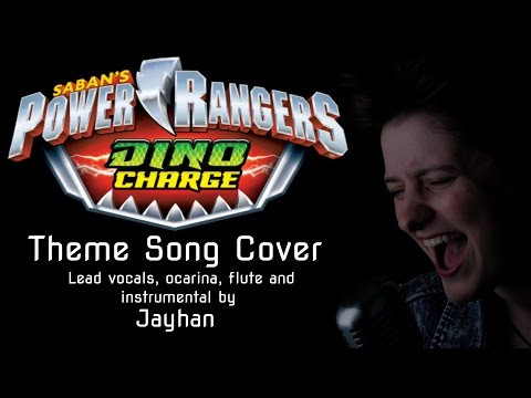 Power Rangers Dino Charge ~Theme Song Cover~