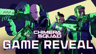 XCOM: Chimera Squad - Game Reveal Trailer