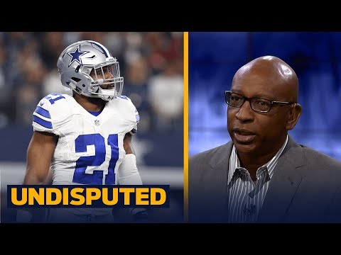 Will Ezekiel Elliott be suspended? Eric Dickerson gives advice to the Cowboys back | UNDISPUTED