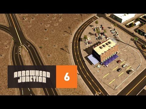 Cities Skylines: Arrowhead Junction - Part 6 - Zamora Grows