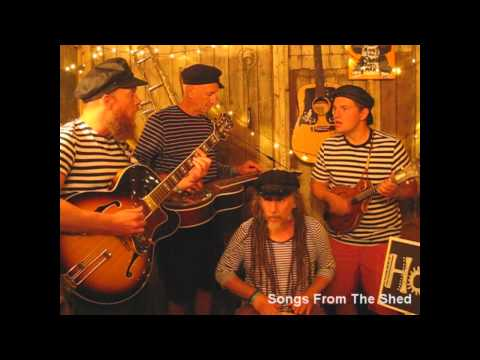 Noah's House Band - Three Legged Horse - Songs From The Shed
