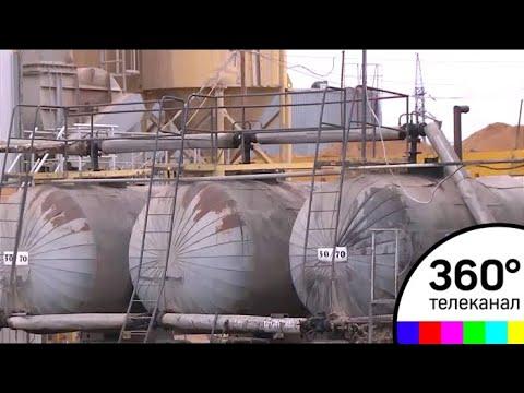 В Подольске жители задыхаются от выбросов местных заводов
