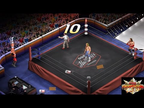 FPWW video game: Austin Idol & Rick Martel vs. Jerry Lawler & James Storm