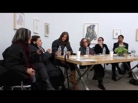 Elizabeth Murray a life and a legacy, Panel Discussion at CANADA Part 2