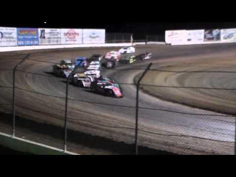 Aztec Speedway Jody Cornell Main 6-20-2015