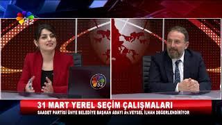 19/03/2019 TV52 ''HABER KRİTİK'' - Av.VEYSEL İLHAN / SAADET PARTİSİ ÜNYE BLD.BŞK.ADAYI