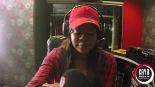 Hlomla Dandala On Late Nights with Bridget Masinga #Part 3