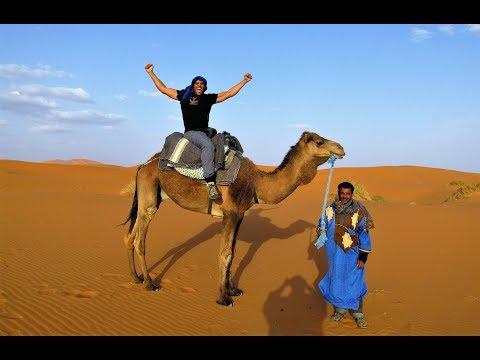 Africa 4 - 8)Morocco 9)Algeria 10)Tunisia 11)Egypt & 12)Djibouti!