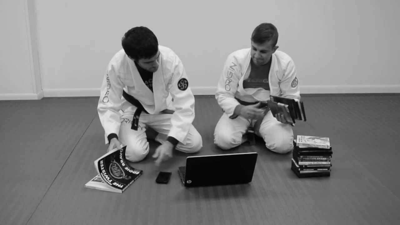 Aesopian's Brazilian Jiu-Jitsu Instructional   Indiegogo