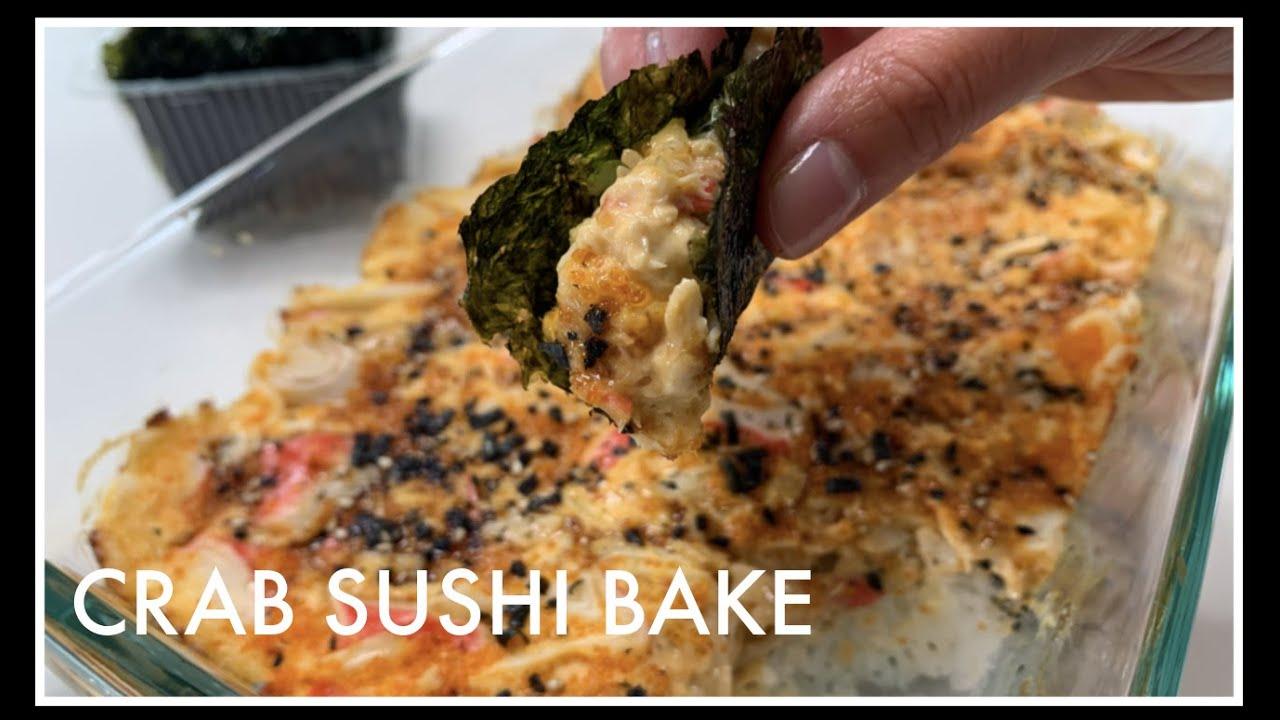 How to make SUSHI BAKE | House of X Tia