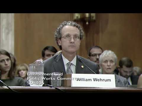 William Wehrum Hearing