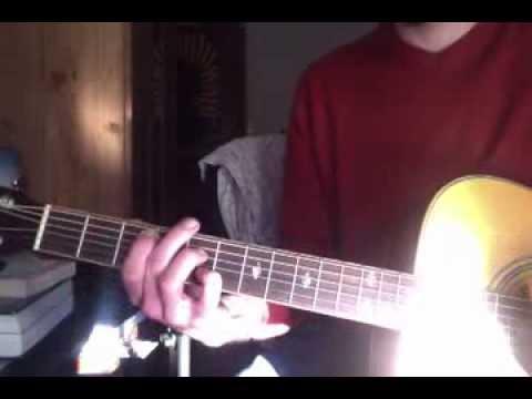 Mazzy Star California Guitar Tutorial Youtube