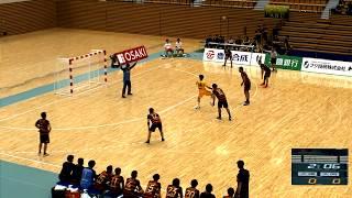 【大崎電気VS大同特殊鋼】第9回全日本社会人選手権 男子・決勝リーグ1