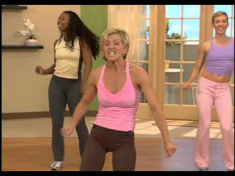 Dance Off The Inches - Fat Burning Jam (36:34min)