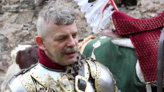 Jędrek o husarii - Odc. 1 - Uzbrojenie Husarza
