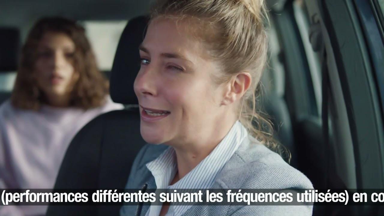 Musique de la pub   SFR 5G – Le départ en week-end idéal de Sophie 2021