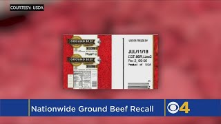 Over 132,000 Pounds Of Ground Beef Recalled; Meat Linked To Death & Illnesses