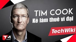 vice interview Tim cook