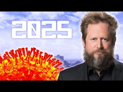 Von Corona 2020 Ins Jahr 2025 (Astrologie & Zukunftsforschung)
