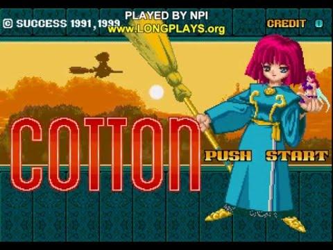 PSX Longplay [268] Fantastic Night Dreams: Cotton Original