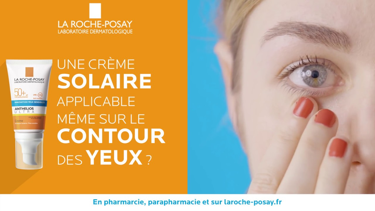 Anthelios Ultra Creme Spf 50 Protection Solaire La Roche Posay