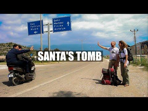 SANTA'S TOMB