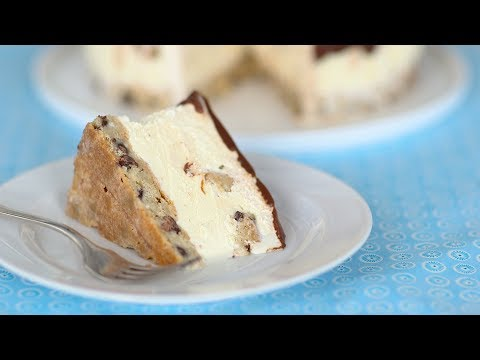 Rich and Buttery Blondie Ice Cream Cake- Sweet Talk with Lindsay Strand