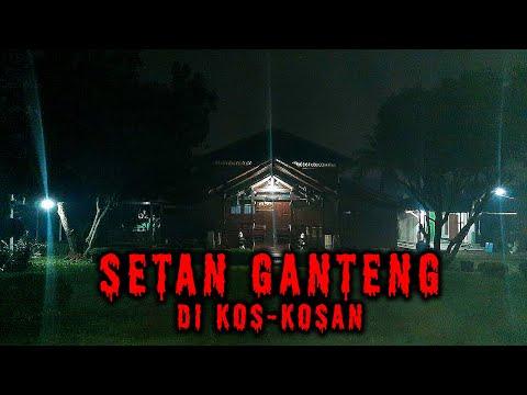 SETAN GANTENG DI KOS-KOSAN | SHORT MOVIE HORROR KOMEDI INDONESIA