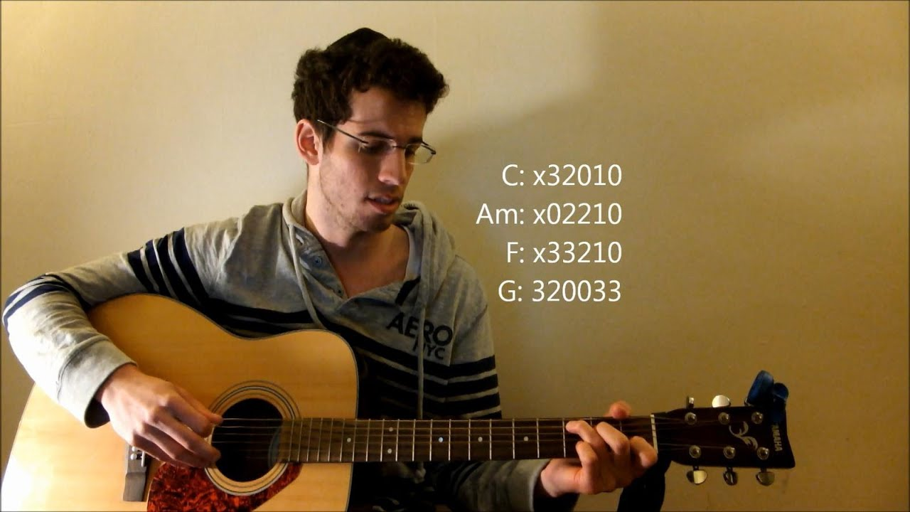 Cups Anna Kendrick Pitch Perfect Guitar Lesson Tutorial