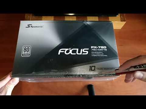 Seasonic Focus PX-750 750W (SSR-750PX)