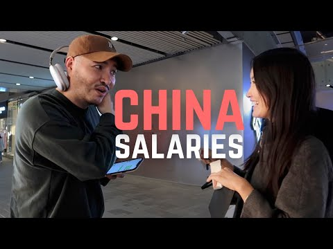 Salaries in Beijing 2021   How Much Do People Make in China? 北京收入调查