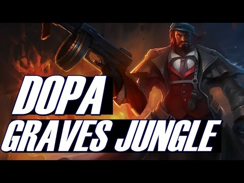 Download [ May 7, 2017 ] Dopa   Graves Jungle   Kr challenger   SEASON 7 Stream Gameplay